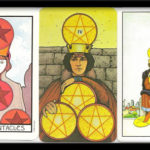 4 Of Pentacles Title
